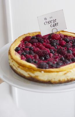 Cheesecake lokaal victoria